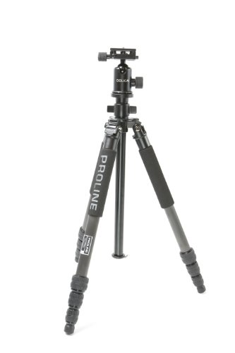Dolica ZX600B103 Professional 60-Inch ZX Series Carbon Fiber Tripod with Ball Head and Carry Bag (Black)