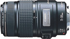 Canon EF 75-300mm f/4-5.6 IS USM Telephoto Zoom Lens for Canon SLR Cameras