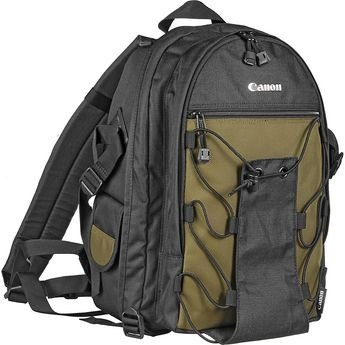Canon Deluxe Photo Backpack 200EG for Canon EOS SLR Cameras