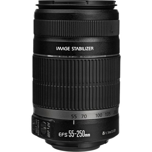 Canon EF-S 55-250mm f/4-5.6 IS EF-S 55-250mm f/4-5.6 IS (White Box)