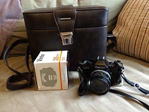 Canon AE-1 35mm SLR Manual Focus Camera w/ FD 50mm lens