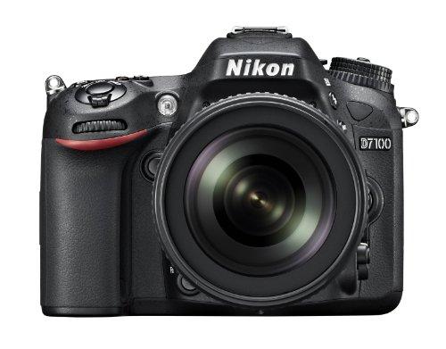Nikon D7100 24.1 MP DX-Format CMOS Digital SLR with 18-105mm f/3.5-5.6 AF-S DX VR ED Nikkor Lens